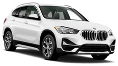 rent bmw x1 heathrow
