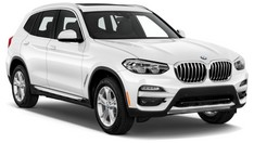 rent bmw x3 heathrow