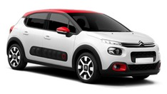 citroen car hire at heathrow