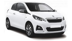 peugeot car hire at heathrow