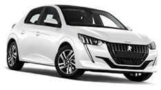 heathrow peugeot 208